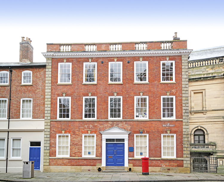 Georgian Town House sold by Sell by Auction company