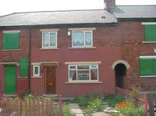 Middlesbrough terraced house for sale