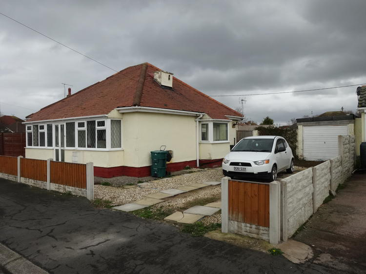 Property auctioned off in Rhyl UK