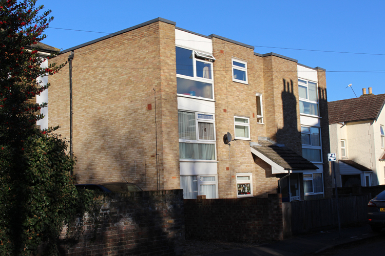 Purpose Built Flat In Telford Sold at Auction