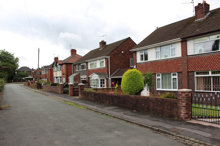 Three Bed Semi Detached House in Leyland Sold at Auction