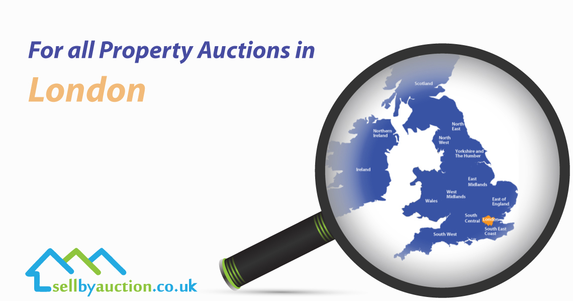 Property Auctions in London England