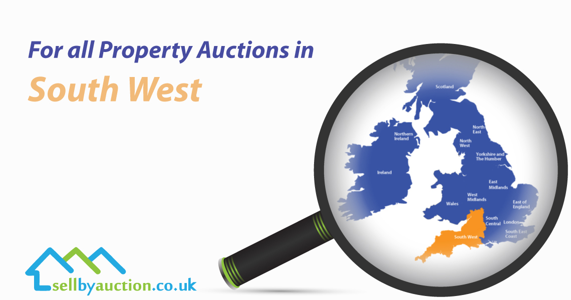 Property Auctions in South West of England