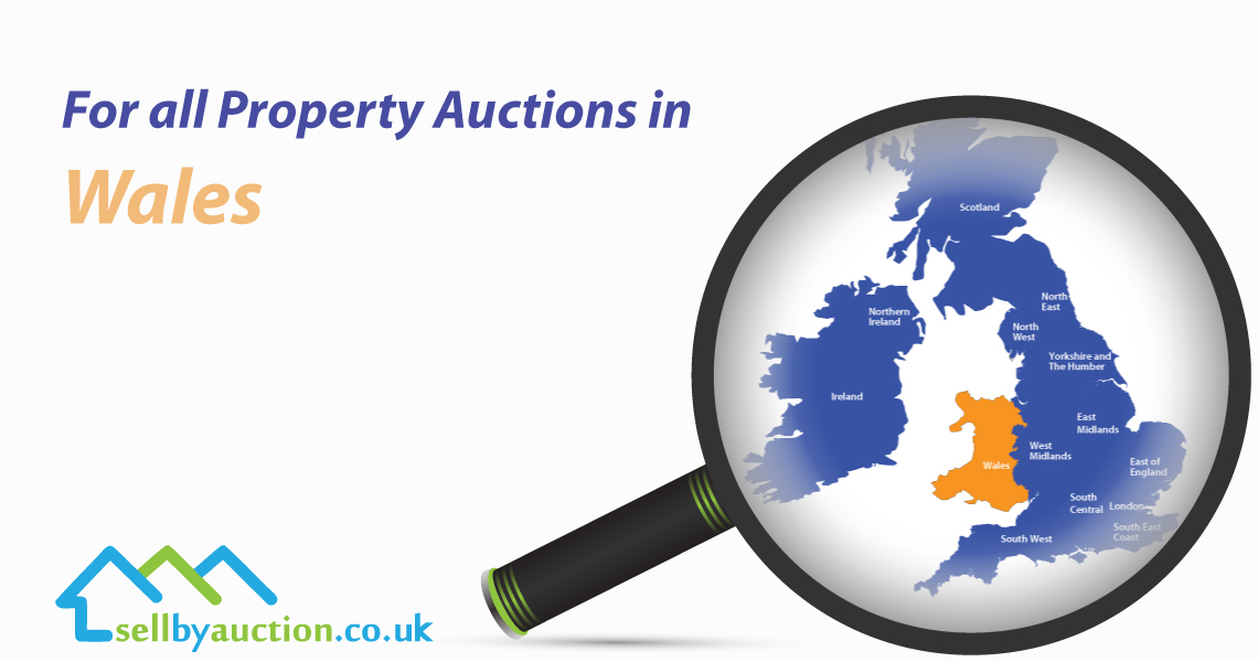 Property Auctions in Wales United Kingdom