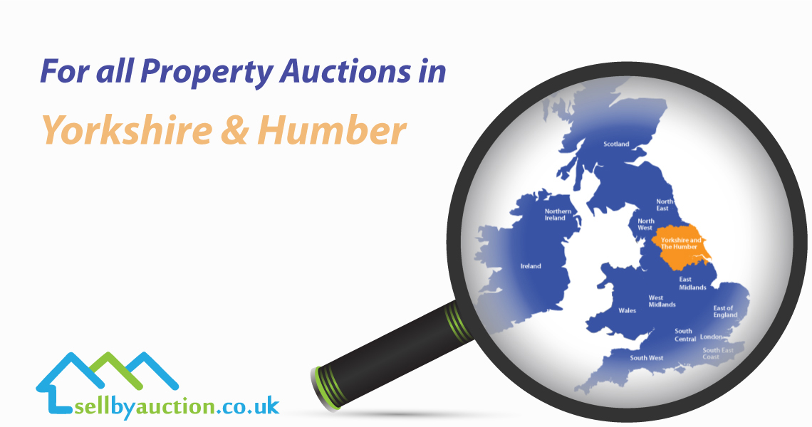 Property Auctions in Yorkshire and Humber