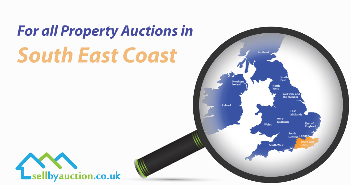 Property Auctions in East Coast of England
