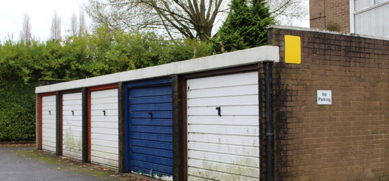 garages in Northumberland sold by an auction company