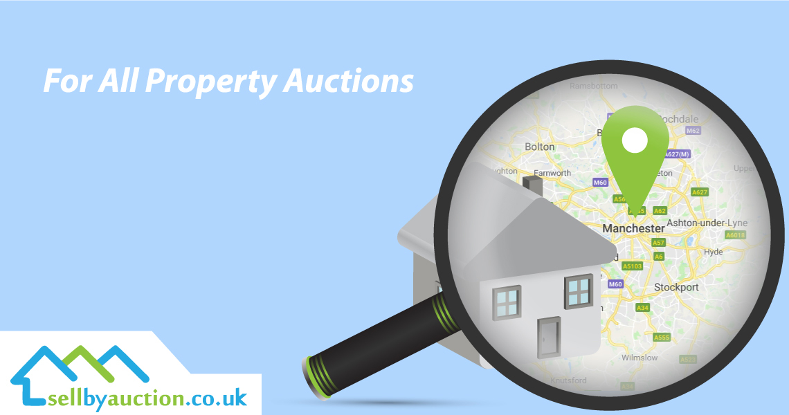 For All Property Auctions in Manchester UK